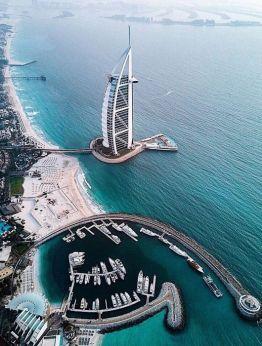 Дубай – хотел Flora Grand 4*