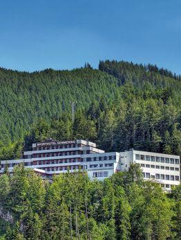 Езиков лагер Семмеринг, Австрия