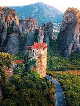Солун и Скалните манастири на Метеора