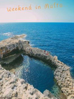 Уикенд в Малта