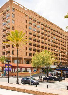 Хотел Las Palmeras