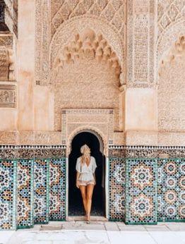 Имперските столици на Мароко