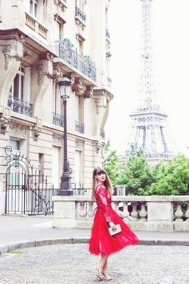 Свети Валентин в Париж