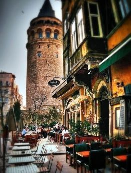 Магнетичния Истанбул