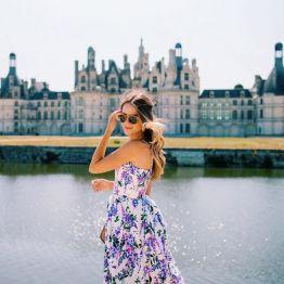 Париж и Френските замъци