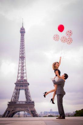 Свети Валентин в Париж - 3 нощувки