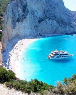 Автобусна почивка на остров Лефкада