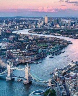 Лондон и Амстердам