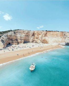 Почивка в Португалия - на брега на океана