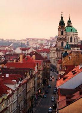 Прага - предколедна магия