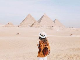 Почивки Египет