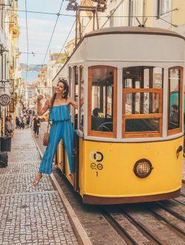 Обиколен тур на Португалия