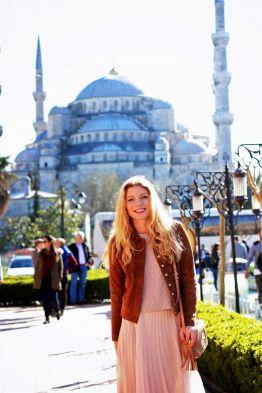 Денят на будителите в Истанбул